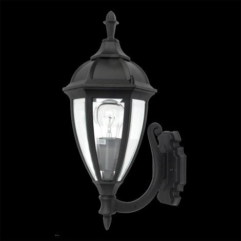 LUXERA 70125 - CALIFORNIA kültéri fali lámpa 1xE27/100W