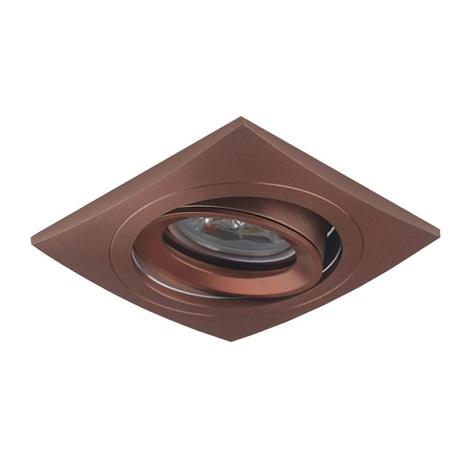 LUXERA 71045 - Beépíthető lámpa 1xGU10/50W