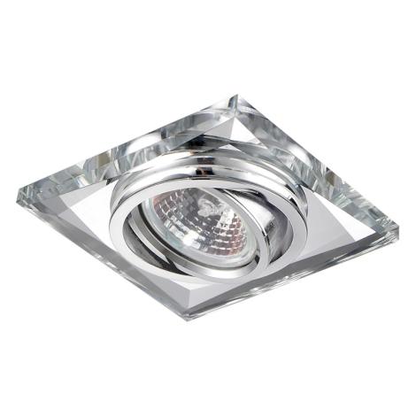 LUXERA 71052 - Beépíthető lámpa 1xGU10/50W