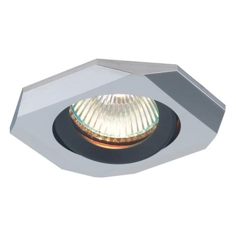 LUXERA 71058 - Beépíthető lámpa 1xGU10/50W