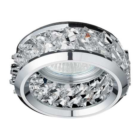 LUXERA 71061 - Beépíthető lámpa 1xGU10/40W