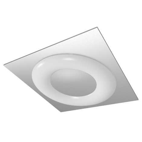 LUXERA 75301 - MADISON fénycsöves mennyezeti lámpa 1xT5/55W szögletes
