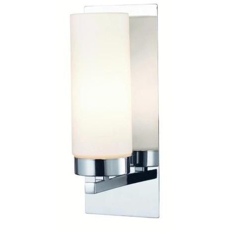 Markslöjd 102476 - Fürdőszobai fali lámpa NORRSUNDET 1xE14/40W/230V IP44