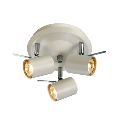 Markslöjd 105485 - LED Spotlámpa HYSSNA 3xGU10/3W/230V