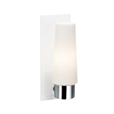 Markslöjd 107613 - Fürdőszobai fali lámpa BRASTAD 1xE14/40W/230V IP44
