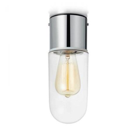 Markslöjd 107794 - Fürdőszobai mennyezeti lámpa ZEN 1xE27/15W/230V IP44