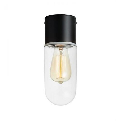 Markslöjd 107796 - Fürdőszobai mennyezeti lámpa ZEN 1xE27/15W/230V IP44