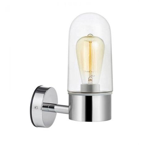 Markslöjd 107798 - Fürdőszobai fali lámpa ZEN 1xE27/15W/230V IP44