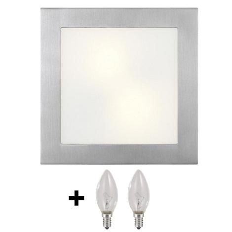 Mennyezeti fali lámpa ARI 2xE14/40W/230V