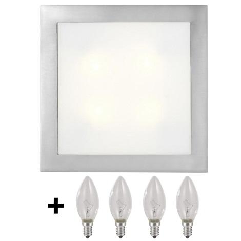 Mennyezeti fali lámpaARI 4xE14/40W/230V