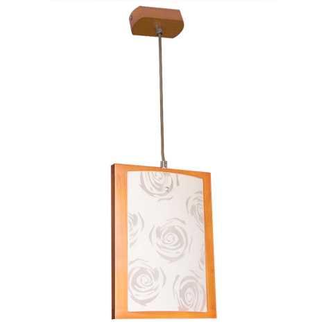 Mennyezeti függesztékes lámpa 1xE14/60W/230V