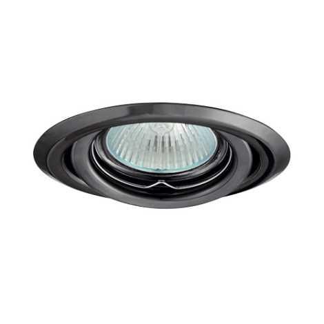 Mennyezeti lámpa Axl 2115 1xMR16/50W fekete króm - GXPP037
