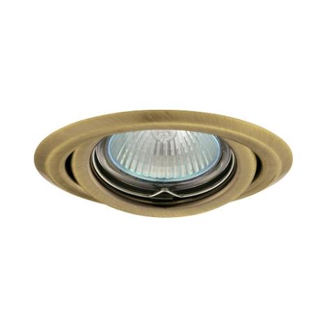 Mennyezeti lámpa Axl 2115 1xMR16/50W matt sárgaréz - GXPP033