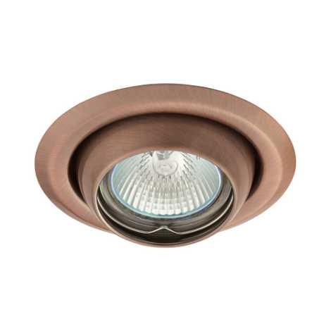 Mennyezeti lámpa Axl 2117 1xMR16/50W antik barna - GXPP041