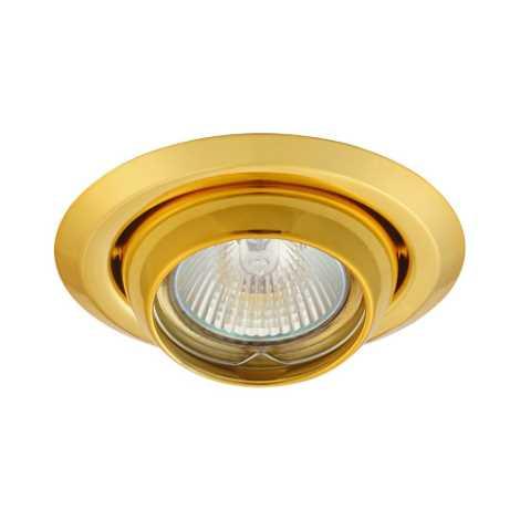 Mennyezeti lámpa Axl 2117 1xMR16/50W arany - GXPP039