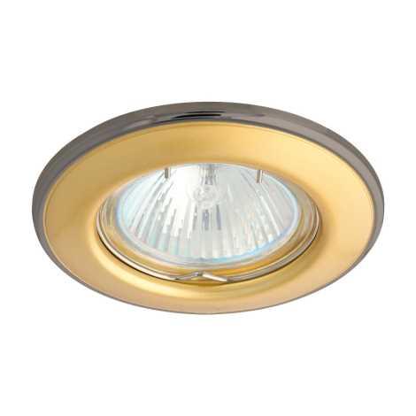 Mennyezeti lámpa Axl 3114 1xMR16/50W gyöngyház arany/nikkel - GXPP014