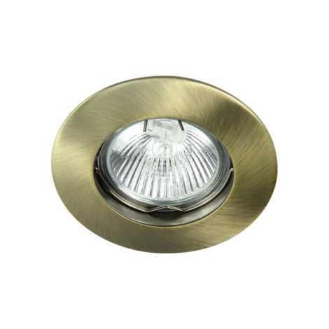 Mennyezeti lámpa DIO DS02B 1xMR16/50W sárgaréz - GXPL049