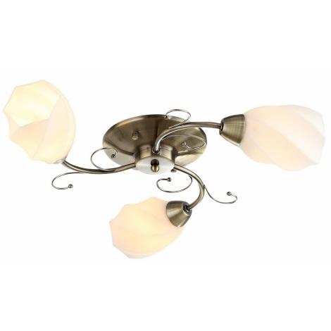 Mennyezeti lámpa FRANCES 3xE14/40W/230V