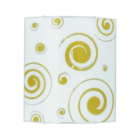 Mennyezeti lámpa SPIN 5 1xE27/100W/230V