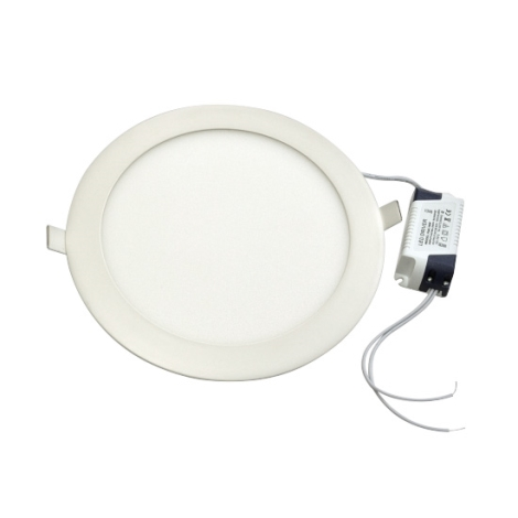 Narva 253400010 - LED süllyesztett lámpa RIKI-V LED SMD/18W/230V pr.225 mm