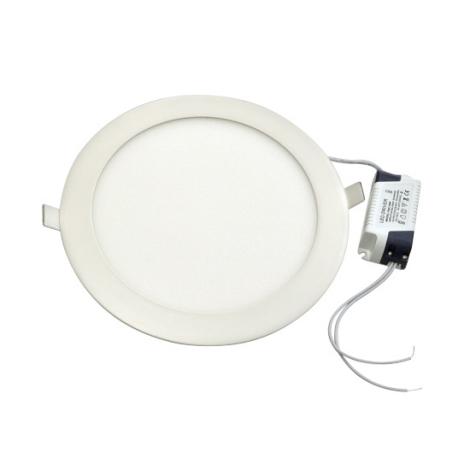 Narva 253400011 - LED süllyesztett lámpa RIKI-V LED SMD/18W/230V pr.225 mm