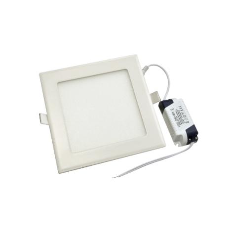 Narva 253400020 - LED süllyesztett lámpa RIKI-V LED SMD/12W/230V 175x175 mm