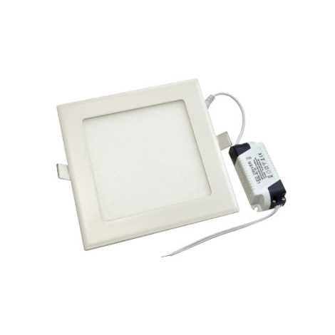 Narva 253400021 - LED süllyesztett lámpa RIKI-V LED SMD/12W/230V 175x175 mm
