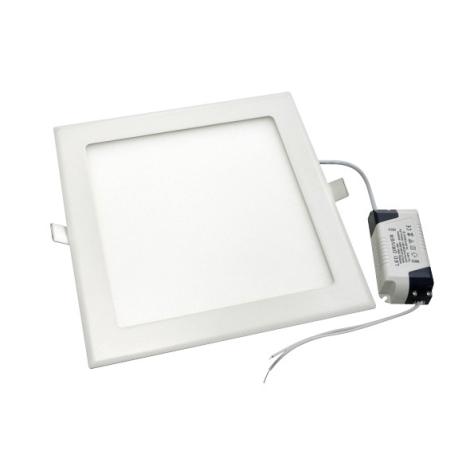 Narva 253400030 - LED süllyesztett lámpa RIKI-V LED SMD/18W/230V 225x225 mm