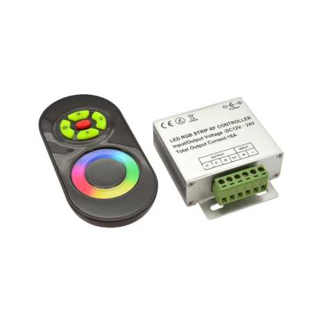 Narva 903001065 - LED RGB vezeték nélküli készlet DC12-24V 3x6A