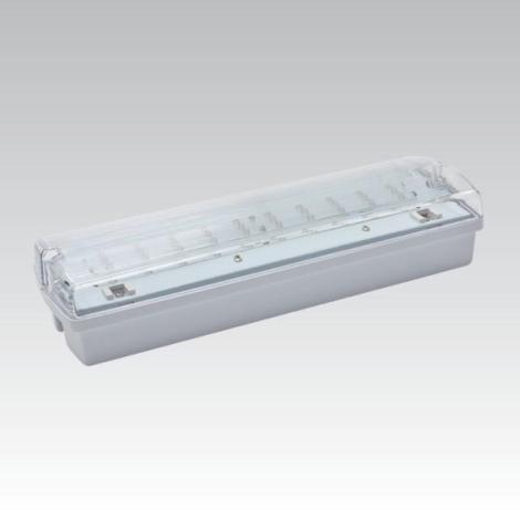 Narva 910100000 - Vészvilágítás CARLA LED DIP/5,51W/230V ideiglenes 1 óra