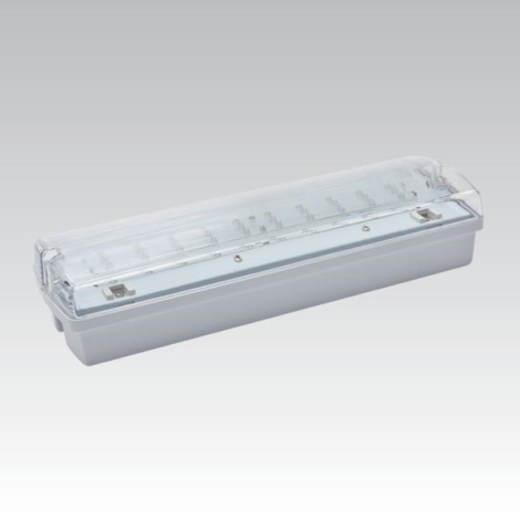 Narva 910102000 - Vészvilágítás CARLA LED DIP/5,51W/230V ideiglenes 3 óra