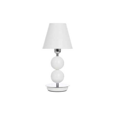 NATHALIE WHITE I B asztali lámpa 1xE14/60W