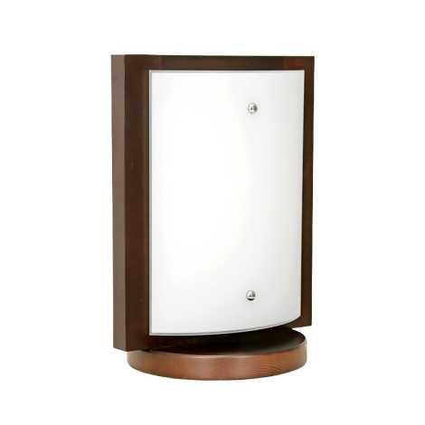 Nowodvorski 2452 - Asztali lámpa QUADRO 1xE27/60W/230V