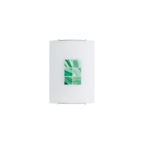 Nowodvorski NW1577 - KUBIK 3 GREEN fali lámpa 1xE27/100W