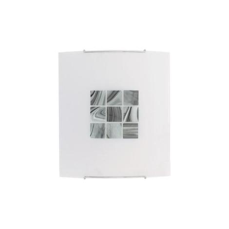 Nowodvorski NW1587 - KUBIK 5 GRAY fali lámpa 1xE27/100W