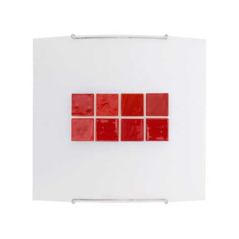 Nowodvorski NW1602 - Fali lámpa KUBIK 4 1xE27/100W/230V