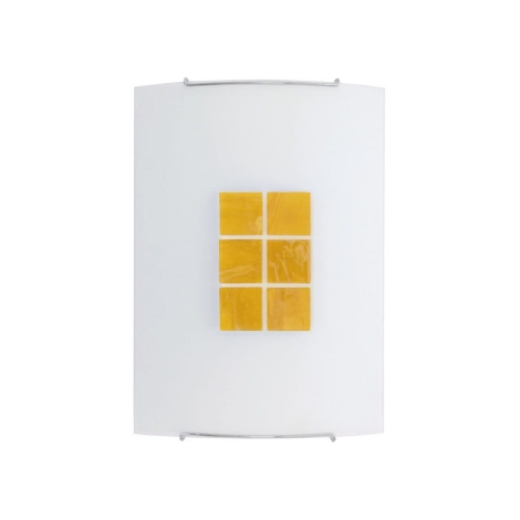 Nowodvorski NW1609 - KUBIK 3 YELLOW fali lámpa 1xE27/100W