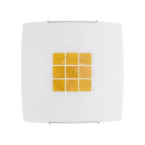 Nowodvorski NW1613 - KUBIK 7 YELLOW fali lámpa 1xE27/100W