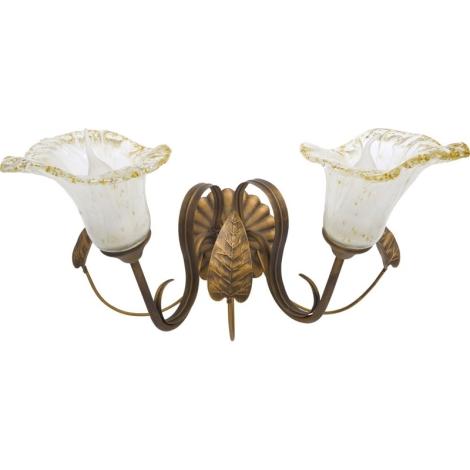 Nowodvorski NW2757 - CALLA II K  fali lámpa 2xE14/60W