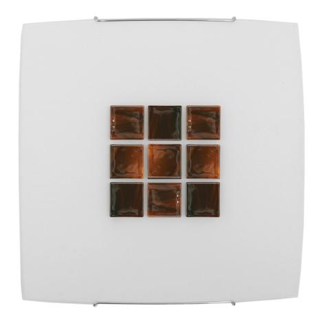 Nowodvorski NW2837 - Fali lámpa KUBIK 1xE27/100W/230V