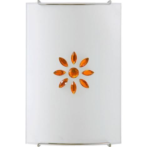 Nowodvorski NW3044 - KUKU 1 AMBER fali lámpa 1xE14/60W