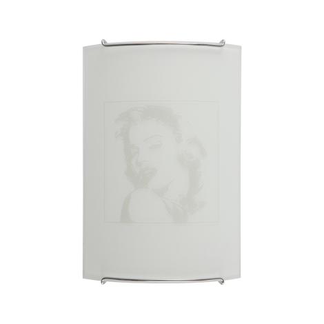 Nowodvorski NW3711 - Fali lámpa MARYLIN 1 1xE14/60W/230V