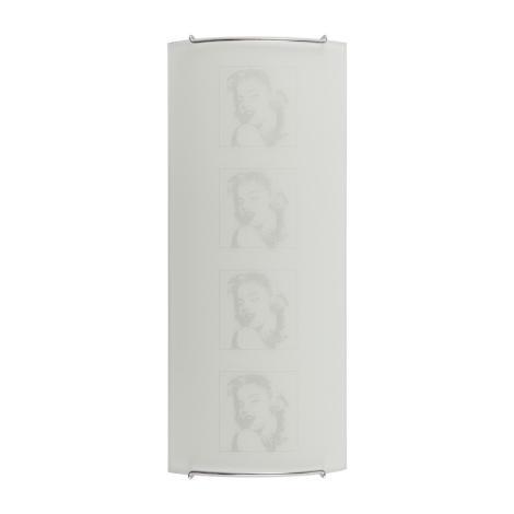 Nowodvorski NW3712 - Fali Lámpa MARYLIN 2 2xE14/60W/230V
