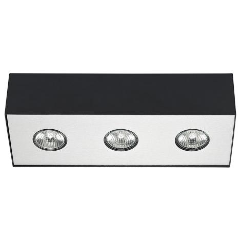 Nowodvorski NW5571 - Spotlámpa CARSON 3xGU10/50W/230V