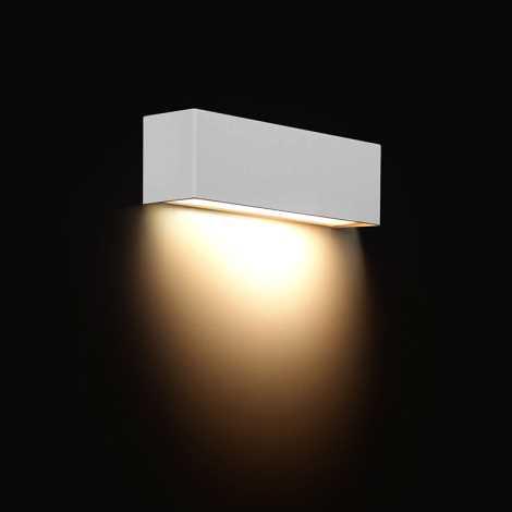 Nowodvorski NW6345 - Fali lámpa STRAIGHT WALL 1xE14/40W/230V
