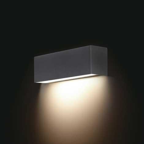 Nowodvorski NW6350 - Fali lámpa STRAIGHT WALL 1xE14/40W/230V