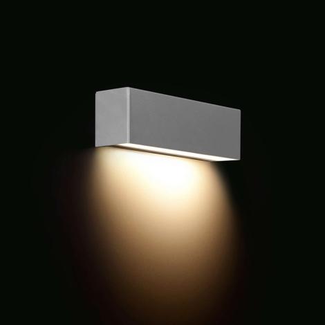Nowodvorski NW6354 - Fali lámpa STRAIGHT WALL 1xE14/40W/230V