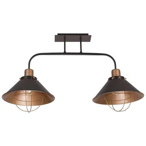 Nowodvorski NW6445 - Mennyezeti lámpa GARRET 1xE27/60W/230V