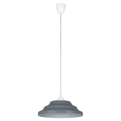 Nowodvorski NW6533 - Függesztékes mennyezeti lámpa ONDA 1xE27/60W/230V