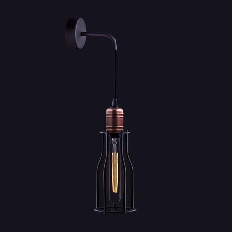 Nowodvorski NW6605 - Fali lámpa WORKSHOP 1xE27/60W/230V